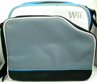 Nintendo Wii Console Game Controller Travel Storage Padded Carrying Case Rare