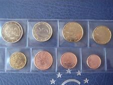 Finland SOUMI 2008 3,88 Full Coins set UNC 1;2;5;10;20;50 CENT and 1 ;2 euro