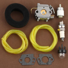 Carburetor Assy For Walbro WT-827-1 WT526 Zama C1U-P10A C1U-P14A Ryan Ryobi 7843