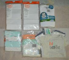 Lot Of Infant Bodysuits, 0-3 Months,3-6 Months