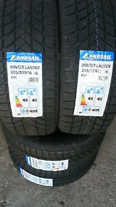 205 55 R16 WINTER BRAND NEW AND INCLUDES FITTING LANDSAIL TYRES