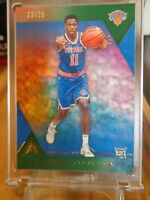 2017-18 PANINI ASCENSION FRANK NTILIKINA RC 25 /25  ! KNICKS !