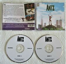 ANTZ - DreamWorks Pictures and PDI FILM MOVIE VIDEO CD (english edition)