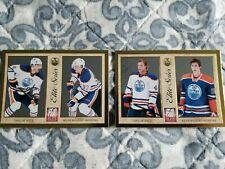2012 Panini Elite Series Hockey Taylor Hall & Ryan Nugent-Hopkins 2 Card Lot