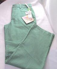 Women's Caribbean Joe Sage Green Trouser Stretch Pants sz 6 NWT