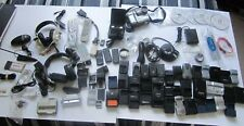 Mixed Lot of Electronics, remotes, battery chargers etc. X