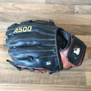 "Wilson A500 Youth Baseball Glove 11""A0500 A11 - Right Hand Thrower RHT"