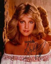 HEATHER LOCKLEAR REPRINT 8X10 AUTOGRAPHED SIGNED PHOTO PICTURE COLLECTIBLE RP