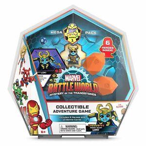 Funko Marvel Battleworld Series 1 Mega Pack Frost Loki Game NEW IN STOCK