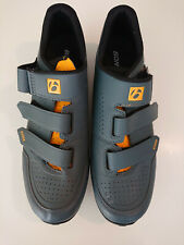 Bontrager Evoke Mountain Bike Shoes - Grey/Orange - Size EU 45 US 12 UK 11 29 CM