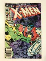UNCANNY X-MEN #191 (1985) | 1ST FIRST NIMROD; CANADIAN NEWSSTAND PRICE VARIANT