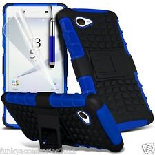 Resistente a prueba de choques a Diseñador de duro de protección funda de teléfono ✔ Sony Xperia L1