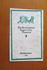 Vintage Programme Theatre Antoine Le Petit Café 1950s Paris Periods & Styles