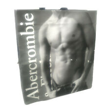 Abercrombie & Fitch Collector Shopping Gift Bag