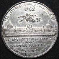 1862 International Exhibition 'Thomas Ottley, Birmingham' Rare Medal | KM Coins