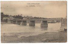 CPA 22 - LE GUILDO (Côtes d'Armor) - 243. Le Pont - Coll. HLM