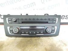 BMW 1 Series Radio / Heater Controls with Heated Seats