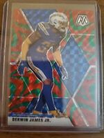 2020 Mosaic Derwin James Jr. Green Reactive Prizm Los Angeles Chargers!!!