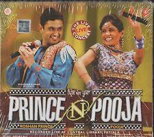 PRINCE N POOJA - ROSHAN PRINCE & MISS POOJA - BRAND NEW 2CD'S SET