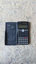 Calculadora Científica Casio FX-991MS 401 funciones Vector/Matrix vgood condición