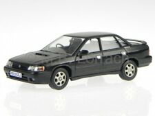 Subaru Legacy RS Turbo black diecast model car 11801 Vanguards 1/43
