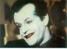 Batman Film Postcard # 1 (Joker) (USA, 1989)