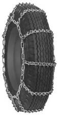 PEERLESS QG3829 Tire Chains, Single and Wide Base,PK2