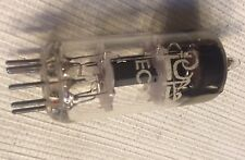 (1) EC92 Pope Siemens Vacuum Radio Tube For Neumann Microphone Mikrofono NEW OLD