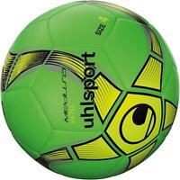uhlsport Medusa Keto fluo Futsal Ball Spielball Fußball Trainingsball Gr. 4