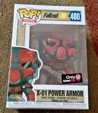 Funko Pop! Games Fallout 76 X-01 Power Armor # 480 GameStop Exclusive