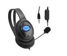Call Center Audio Headphones with mic. 3.5mm jack Plug