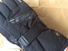 Quality Ski Gloves Black Size M