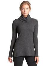 Athleta Charcoal Gray 100% Cashmere Surrey Sweater XXS