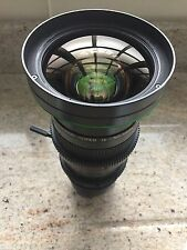 Canon 8-64mm Super 16 Zoom Lens PL mount Micro 4/3 BMPCC RED