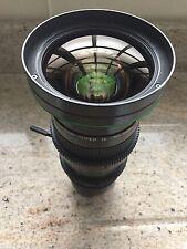 Canon 8-64 mm Super 16 Zoom Lens PL mount Micro 4/3 BMPCC Rouge