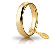 Ehering Vicenza (18K) 4 mm breit 6,25 Gramm 750er Gelbgold klassischer Trauring