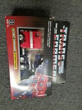 Transformers Optimus Prime G1 Reissue Walmart Exclusive