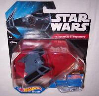 Disney  Star Wars Darth Vader Tie Advanced X1 Prototyp Hot Wheels
