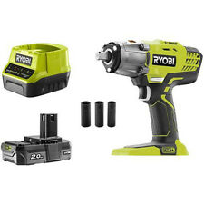 Ryobi R18IW3-120S 18V ONE+ Cordless Starter Kit - R18IW3-0 RB1820L RC18120 UTB2
