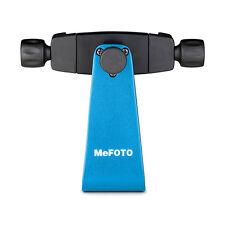 MeFoto SideKick360 MPH100 Phone Adapter Clamp for Tripod Ball Head * BLUE