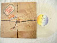 JEAN CLAUDE BORELLY lp DA IST MUSIC DRIN modern klassic Clear Vinyl n/m