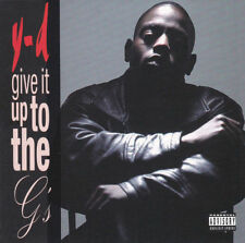 Y-D - Give It Up To The G's CD SEALED NEW / ORIGINAL ISSUE Oakland g-funk rap