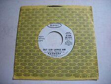 PROMO w SLEEVE Redbone Crazy Cajun Cakewalk Band 1970 45rpm VG++
