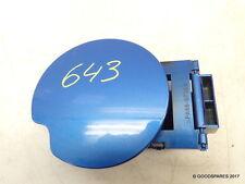 Fuel Cap Cover Lid-Blue Kmf-9643083777-(REF:643) 01-05 Peugeot 307 SW 2.0 Hdi