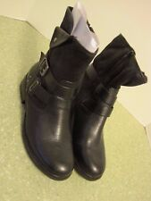 Bare traps Bare Traps Hailie Women US 9.5 Black Mid Calf Boot Great Condition