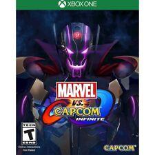 Marvel vs. Capcom: Infinite -- Deluxe Steelbook Edition ( Xbox One, 2017) *NEW*