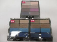 3 BLACK RADIANCE EYE APPEAL SHADOW COLLECTION -ASSORTED- AA 6601