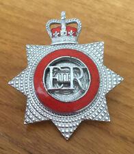 An old original rare, Home Office Fire  Service , cap badge.
