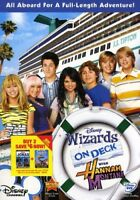 Wizards on Deck with Hannah Montana [New DVD] Full Frame, O-Card Packaging, Do