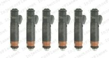 Set of 6 Fuel Injector Ford Mercury Part # 4L8E-A4A / 9F593 244